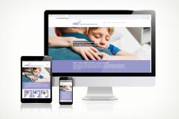 MLD Support Association UK website development