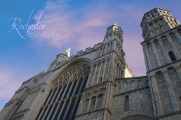 Rochester Cathedral brand and logo