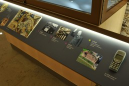 Rochester Cathedral timeline design