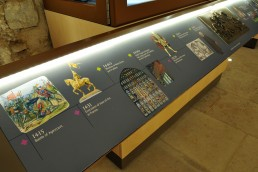 Rochester Cathedral exhibition timeline