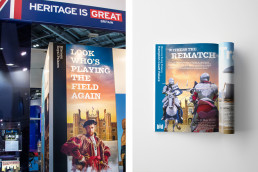 Historic Royal Palace World Travel Market WTM