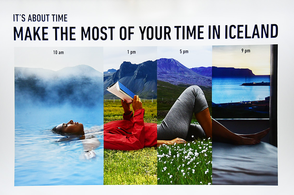 Destination branding Iceland