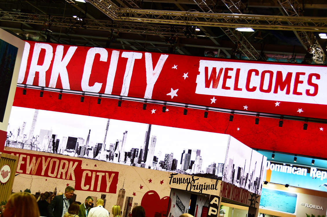 Destination branding New York City