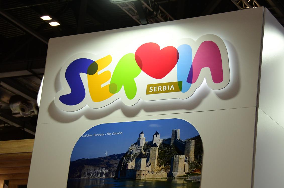 Destination branding Serbia