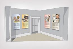 Visitor Interpretation Panels